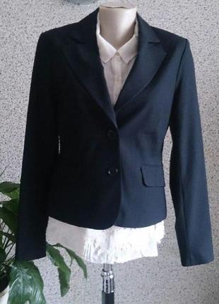 Шикарный статусный пиджак жакет блейзер comma