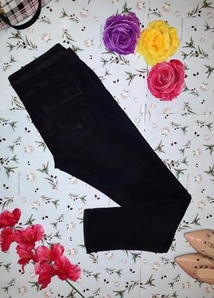 Серо-черные джеггинсы denim co, размер m-l
