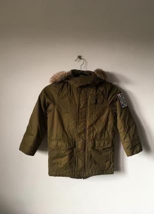 Куртка / парка kidz alive - 5-6 років/116 см