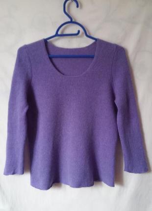 Свитер, пуловер 100% кашемир с/м
