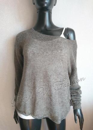 Супер нежный свитер накидка
