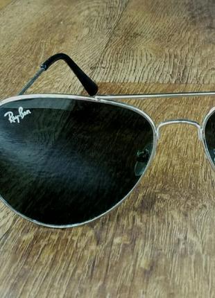 Очки ray ban мужские солнцезащитные