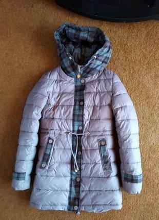 Пуховик курточка куртка пальто осень зима парка