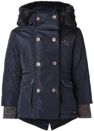 Стильная курточка для маленьких модниц noppies р. 92 распродажа