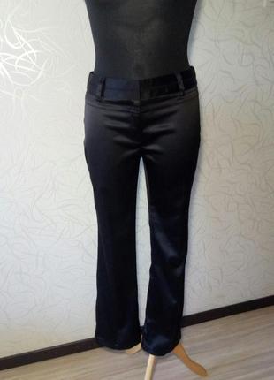 Сатиновые классические брюки next