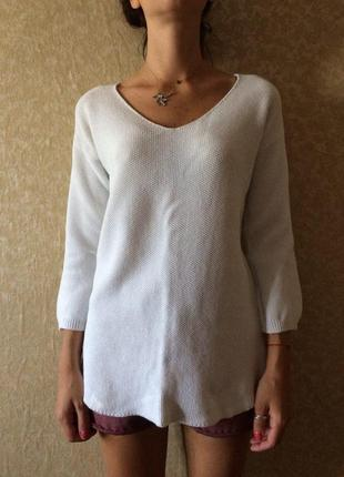 Кофта блузка свитер плюш next