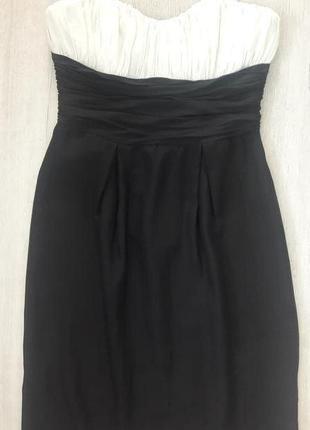Шелковое натуральное платье guess оригинал!