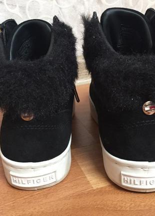 Кеды tommy hilfiger сапоги ботинки сникерсы кроссовки