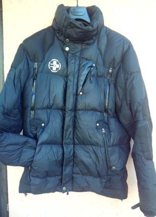 Мужская зимняя куртка ralph louren