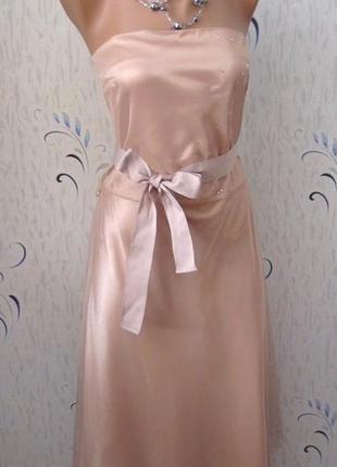 Роскошное платье от in wear размер: 40-42, xs-s
