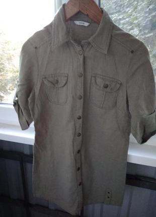 2cced98d4d51386 Женские рубашки с кнопками в Полтаве 2019 - купить по доступным ...
