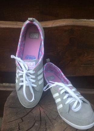 Кроссовки кеды балетки adidas