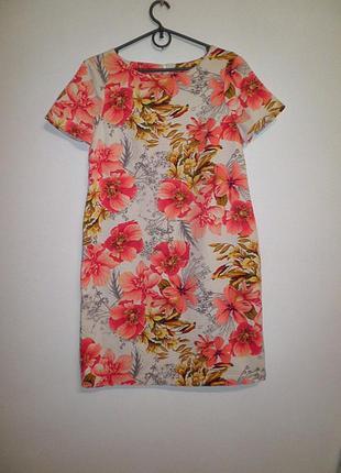 Красивое платье из коллекции marks & spencer
