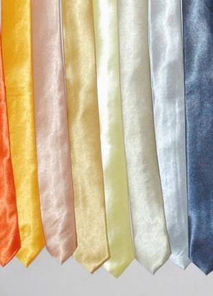 Мужской гастук, набор из 20 галстуков на девичник, мальчишник, корпоратив