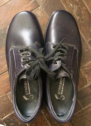 Туфлі шкіряні, черевички