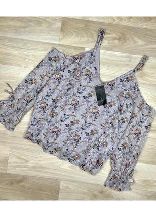 Распродажа до 12.10!   блузка новая шикарная! new look