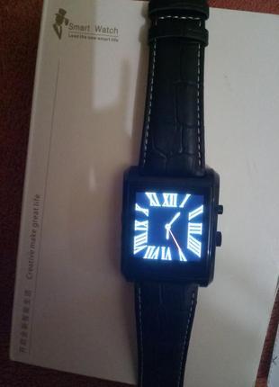 Смарт часы, smartwatch с камерой