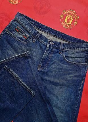 Gucci stone washed regular leg five pocket jean мужские джинсы оригинал