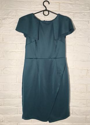 Распродажа летнего! красивое, нарядное, интересное платье р. l лучше на s/м