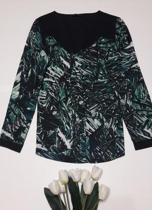 Блуза с принтом marks&spencer