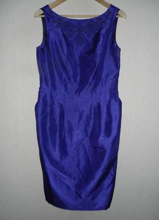 Красивенное нарядное коктейльное платье