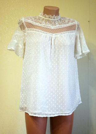Блуза в романтическом стиле
