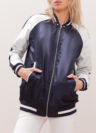 Куртка женская демисезонная stradivarius испания