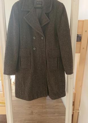 Премиум пальто из шерсти - немецкая классика на осень