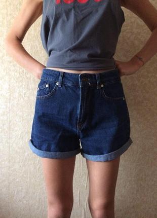 Короткие шорты pull and bear pull & bear