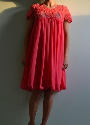 Шикарное платье на особый случай, выпускной. англия.м-л. бренд koko by koko.