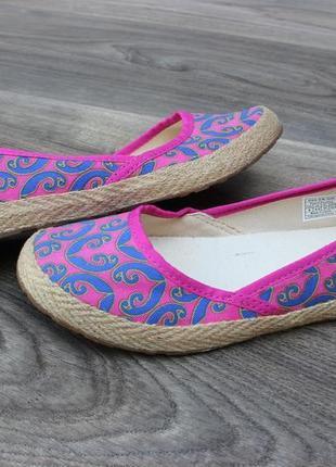 Туфли эспадрильи ugg оригинал 37 размер