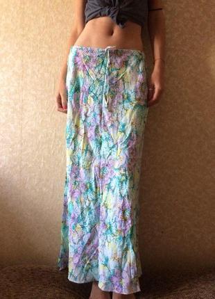 Marks & spencer юбка длинная