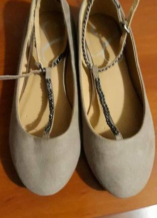 Лёгкие туфельки