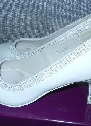 Свадебные туфли brut ros'e