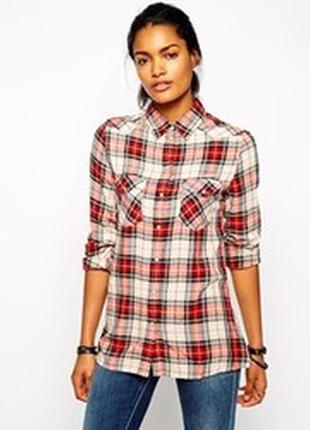 Красивенная рубашка, приталенная,
