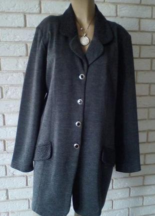 Шикарный пиджак- кардиган 20 berkertex