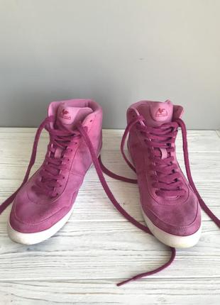 Крутые кроссовки le coq sportif 37 размер