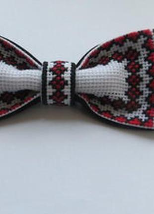 Нарядный галстук-бабочка!