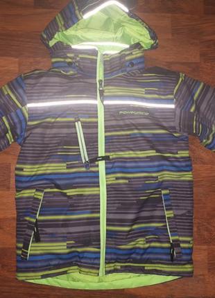 Термо куртка power zone 116cm