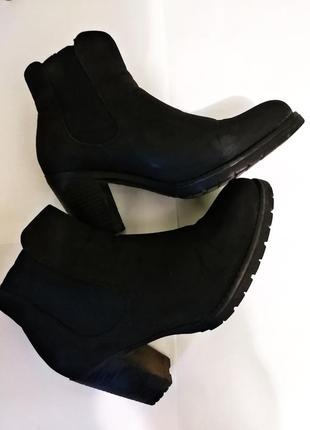 Демисезонные ботинки 38 размер