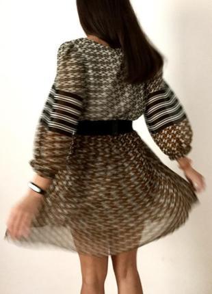 Классное платье pole&pole