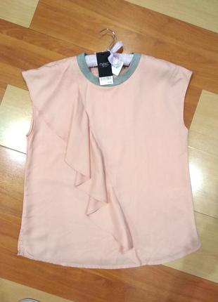 Блуза next размер 14 (eur 42)