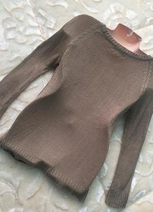Новый очень красивый свитер