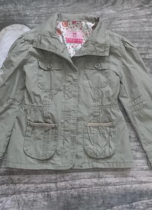 Стильный пиджак, жакет, ветровка tik&tak