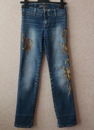 Gloria jeans- красивенные джинсы с вышивкой