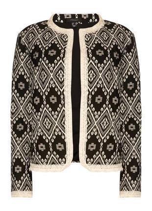Курточка- жакет - пиджак на осень м- l размер