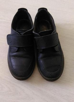 Туфли кожанные,мягкие