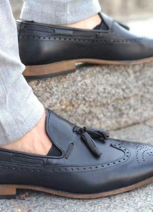 Лоферы мужские, итальянский стиль, турецкое качество