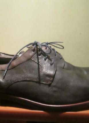 Туфли lloyd р.45.натур.кожа(легкое б/у)