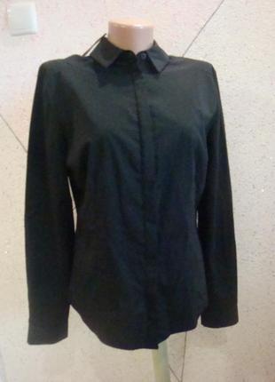 Новая классическая рубашка. размер 10-14